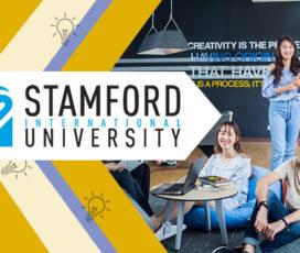 Ưu đãi học bổng khi du học Thái Lan tại đại học Stamford